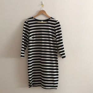 NWT old navy striped t shirt dress